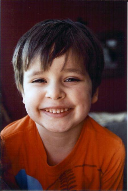 Noah smile