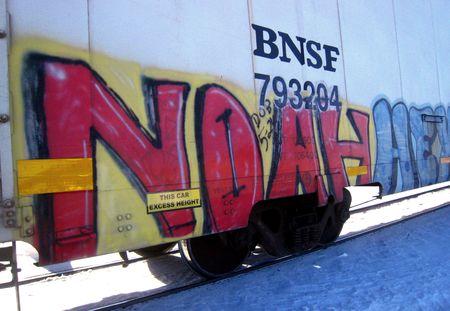 Noah graffitti 1