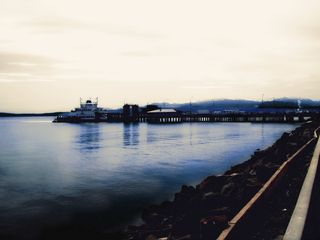 Port in port townsend blue