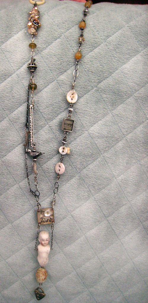 Birth necklace