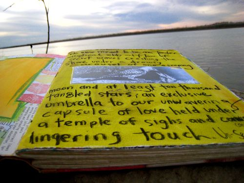 Journal edge