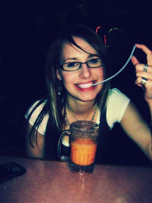 Bendy straw
